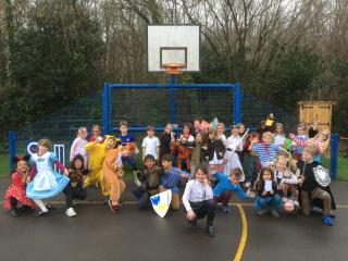 World Book Day Year 3